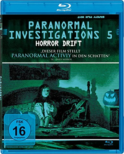 : Paranormal Investigations 5 Horror Drift 2011 German ac3 BDRip XviD ps