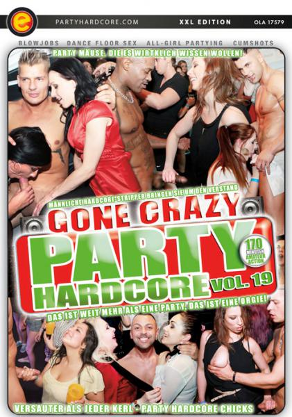 Party Hardcore Gone Crazy Vol 19 1080P Cover