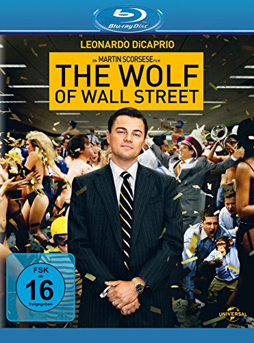 : The Wolf of Wall Street 2013 German dts dl 1080p BluRay avc Remux Black
