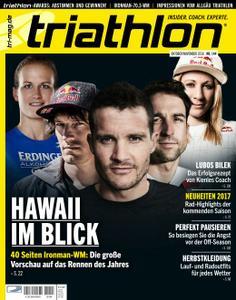 : Triathlon - Oktober-November 2016