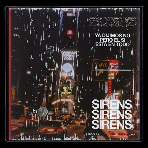 Nicolas Jaar - Sirens (2016)