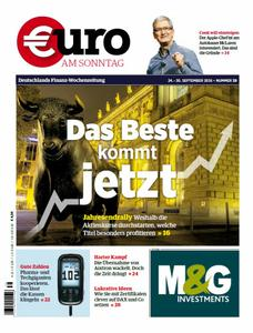 : Euro am Sonntag No 39 - 24 September 2016