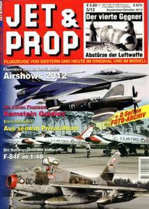 : Jet und  Prop September_Oktober 2012