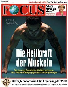 : Focus Nr 39 - 24 September 2016