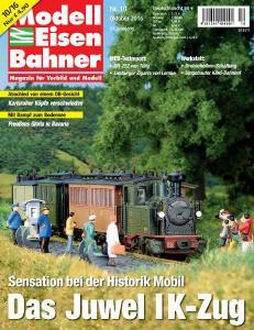 : ModellEisenBahner - Oktober 2016