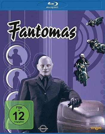 : Fantomas 1964 German 1080p BluRay x264 DETAiLS