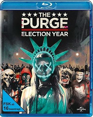 : The Purge 3 Election Year 2016 German dl ac3ld 1080p BluRay avc remux crg