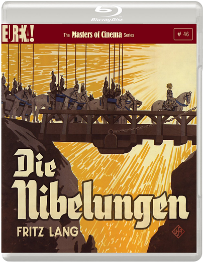 : Die Nibelungen Kriemhilds Rache 1924 German 1080p BluRay x264 iFPD