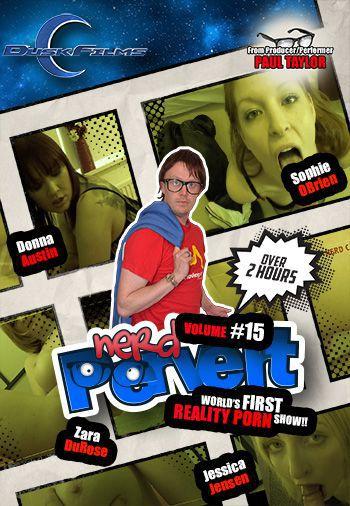 Nerd Pervert Vol 15 720p Cover