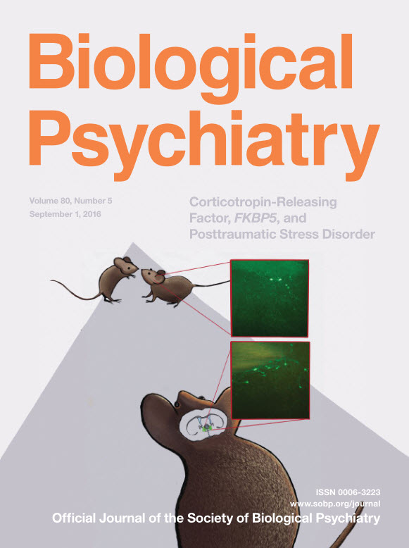 : Biological Psychiatry - 1 September 2016