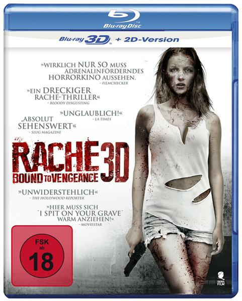 : Rache Bound to Vengeance 3d 2015 dual complete bluray etm