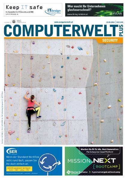 : Computerwelt - Nr 19 2016