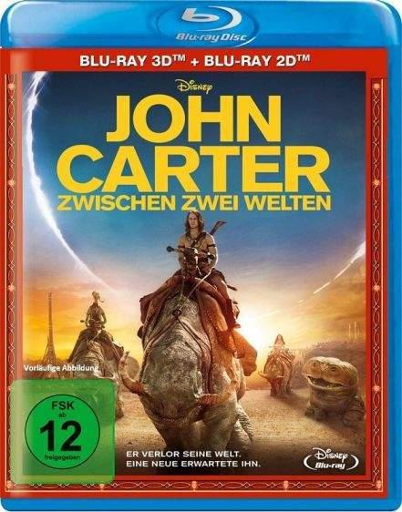 : John Carter Zwischen zwei Welten 2012 German 720p BluRay x264 DETAiLS