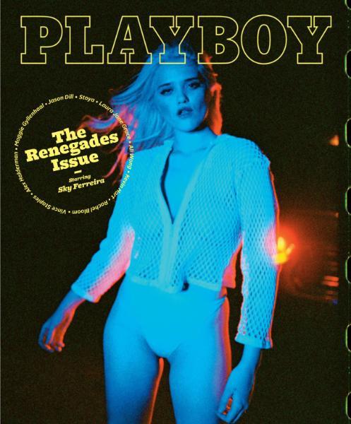 : Playboy Usa - October 2016