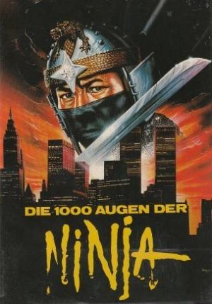 : Die 1000 Augen der Ninja 1985 German Dl Rated Ws BdriP x264 - RaiNdeer