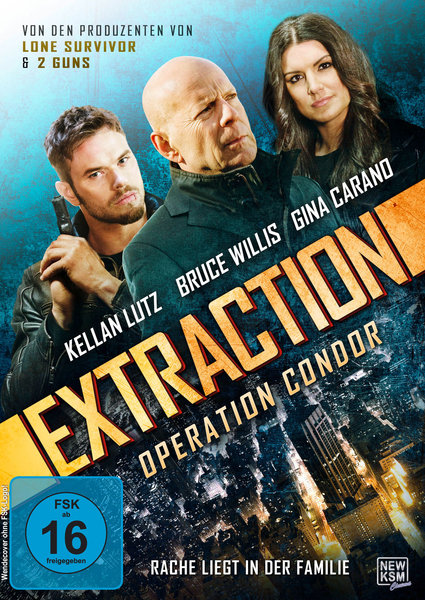 : Extraction Operation Condor 2015 German Webrip Ac3 XviD-CiNedome