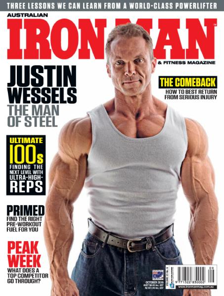 : Australian Iron Man - October 2016