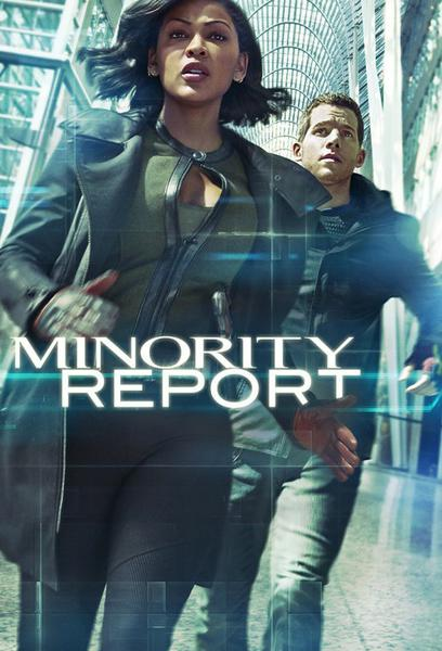 : Minority Report s01e03 Hawk Eye German 720p hdtv x264 ohd