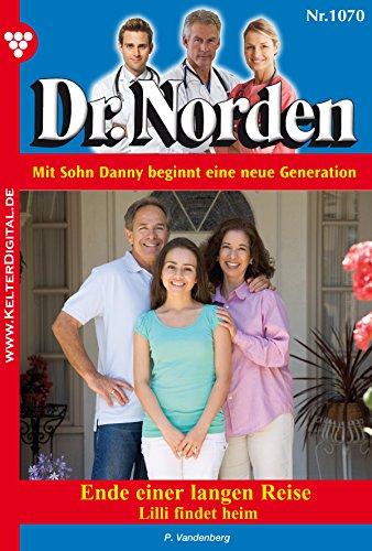 : Dr  Norden 1070 - Ende einer langen Reise - Vandenberg, Patricia