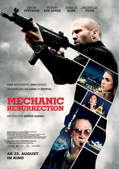 : The Mechanic 2 Resurrection 2016 German md dl 1080p hc WEBRip x264 MULTiPLEX