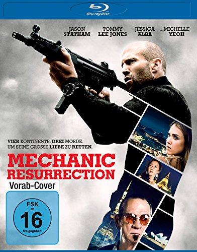 : The Mechanic 2 Resurrection 2016 German Md Dl 1080p Hc Webrip x264-MultiPlex