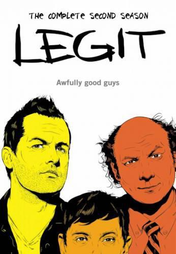 : Legit s02 complete German Dubbed dl iTunesHD x264 tvs