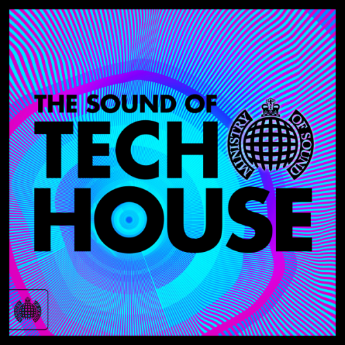 Ministry Of Sound - The Sound Of Tech House (2016)