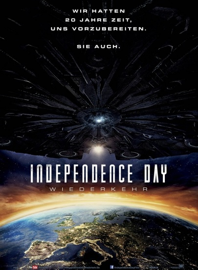 : Independence Day 2 Wiederkehr 2016 German ac3d 5 1 web hd xvid LameMIX