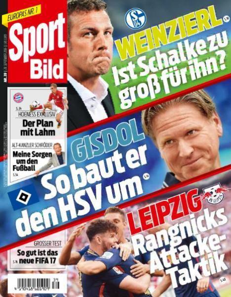 : Sport Bild - 28 September 2016