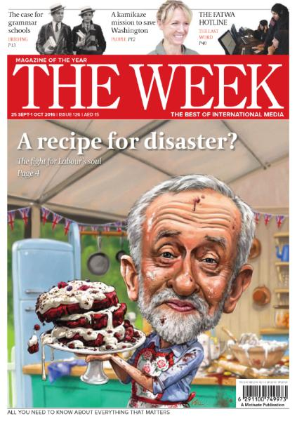: The Week Middle East - 25 September 2016