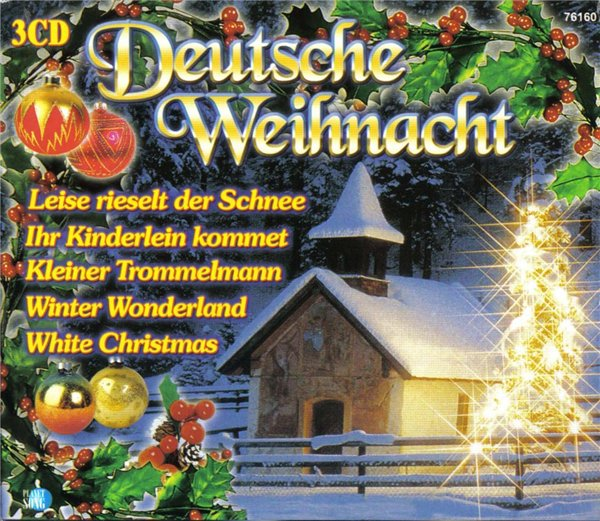 folk deutsche weihnacht 3 cd 2006. Black Bedroom Furniture Sets. Home Design Ideas