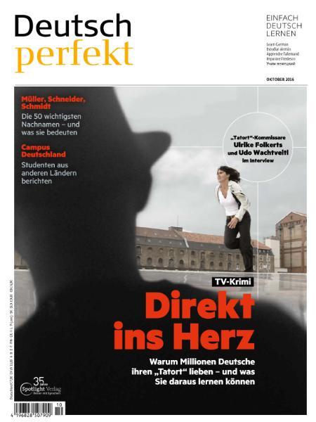 : Deutsch Perfekt - Oktober 2016