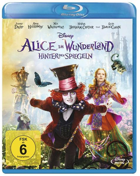 : Alice im Wunderland 2 Hinter den Spiegeln 2016 German ac3 BDRip XViD MULTiPLEX