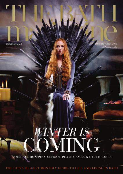 : The Bath Magazine - October 2016