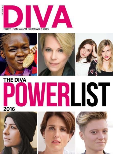 : Diva - October 2016