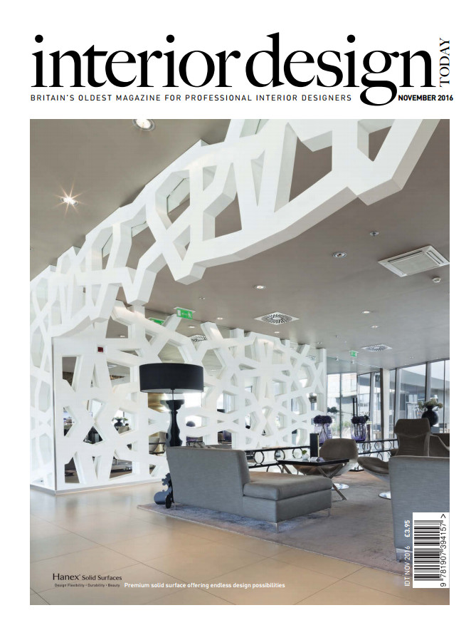 : Interior Design Today - October_November 2016
