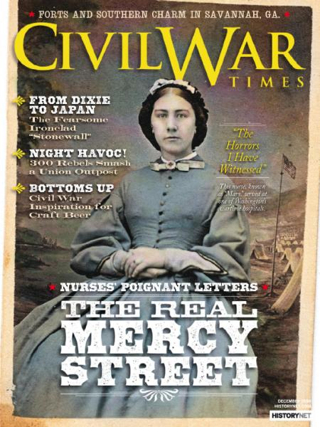 : Civil War Times - December 2016