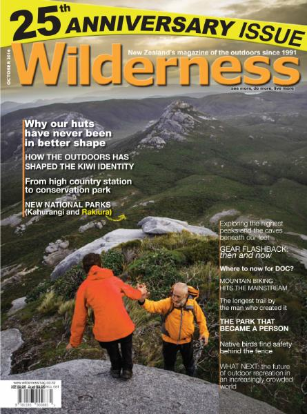 : Wilderness - October 2016