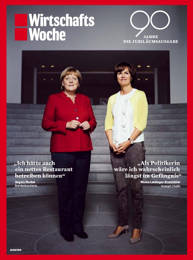 : WirtschaftsWoche No  40 - 26  September 2016