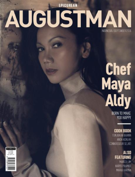 : August Man Indonesia - September 2016