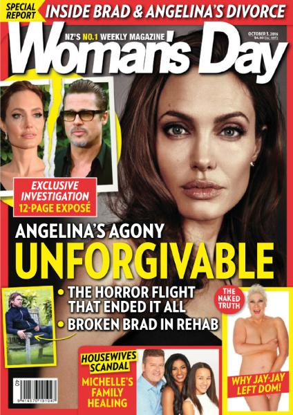 : Woman Day New Zealand - October 3 2016
