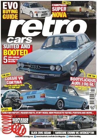 : Retro Cars - November 2016