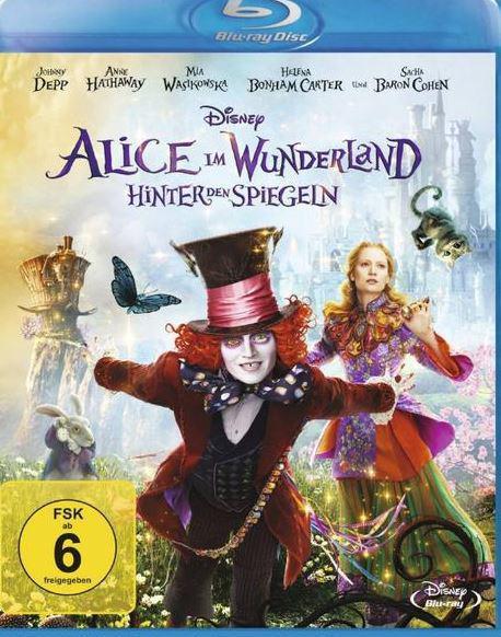 : Alice im Wunderland Hinter den Spiegeln 2016 German 1080p dl dtshd BluRay avc Remux pmHD