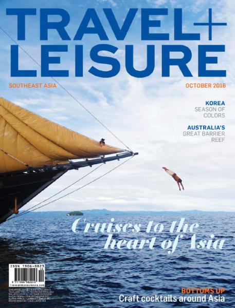 : Travel  Leisure Southeast Asia - October 2016