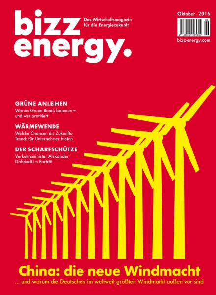 : Bizz Energy - Oktober 2016