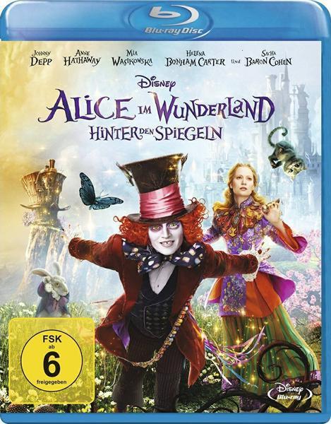 : Alice im Wunderland Hinter den Spiegeln 2016 German dl 1080p BluRay avc avc4d