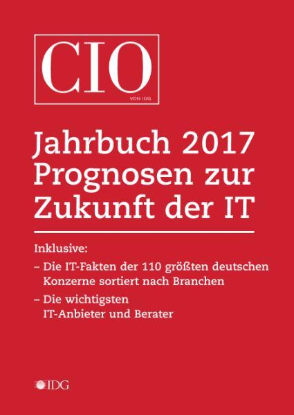 : Cio - Jahrbuch 2017