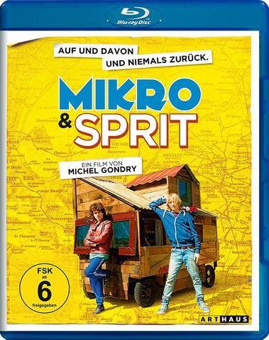 : Mikro und Sprit Auf und davon und niemals zurueck 2015 German BDRiP ac3 XViD bm
