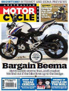 : Australian Motorcycle News - September 29 2016