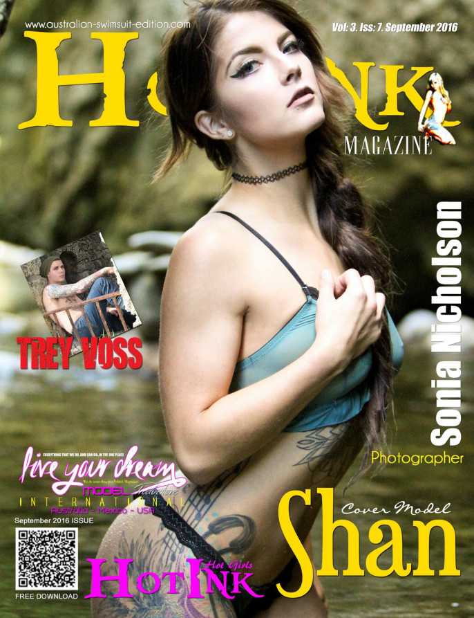 : Hot Girls Hot Ink - September 2016